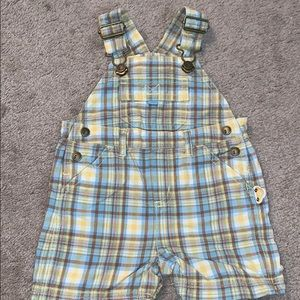 clearance Gymboree Short Overalls